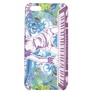 Diva DJ Music Bliss Cool Colors Cover For iPhone 5C