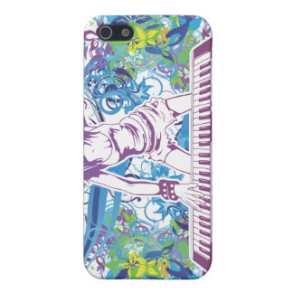 Diva DJ Music Bliss Cool Colors iPhone 5 Cases