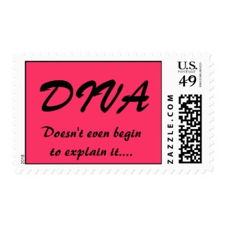 Diva doesn't even begin to explain it.... postage