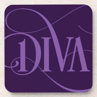Diva Drink Coaster