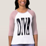diva en gs 4 T b T-shirts