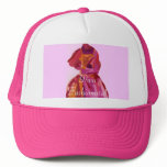 Diva Fashionista Autumn Reds Hat
