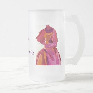 Diva Fashionista Autumn Reds Mug