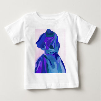 Diva Fashionista In Blue I Baby T-Shirt