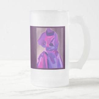 Diva Fashionista In Blue Mug
