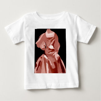 Diva Fashionista In Neutral Baby T-Shirt