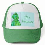 Diva Fashionista In Summer Trucker Hat