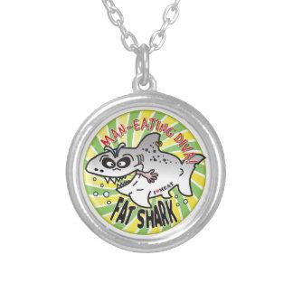 Diva Fat Shark Necklaces