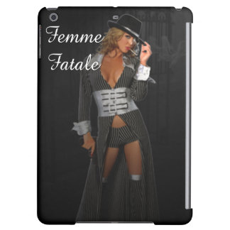 Diva Gangster Femme Fatale Cover For iPad Air