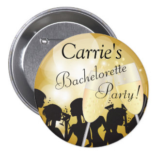 Diva Girls Night Out Buttons