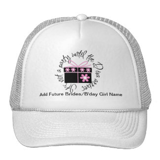 Diva Hat For Birthdays or Bachelorette Party