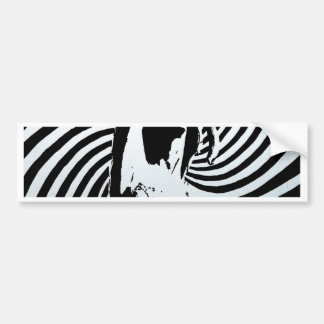 diva image girl and beauty bumper sticker