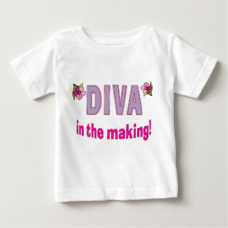 DIVA in the Making! Baby T-Shirt