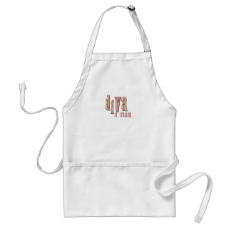 Diva In Training Adult Apron
