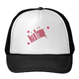 Diva in Training Hat