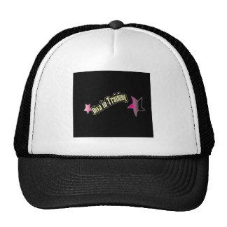 Diva in Training Hats