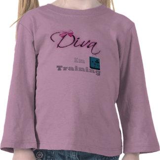 Diva In Training Toddler T-Shirt