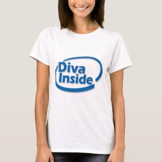 Diva Inside Shirt