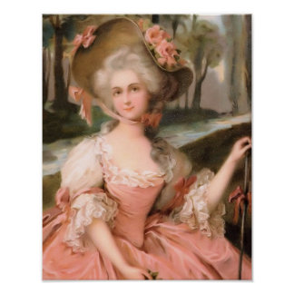 Diva Like it's 1799 Poster