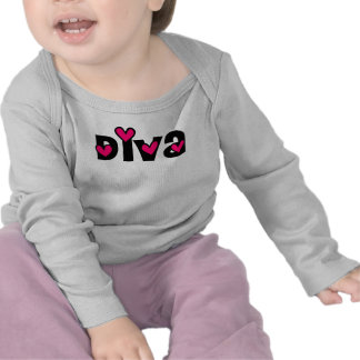 Diva Long Sleeve Shirt