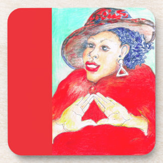 Diva Love Coaster