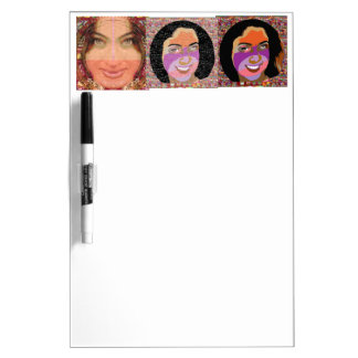 Diva Mischief Girl Graphics on Gifts POD Dry-Erase Board