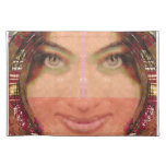Diva Mischief Girl Graphics on Gifts POD Place Mats