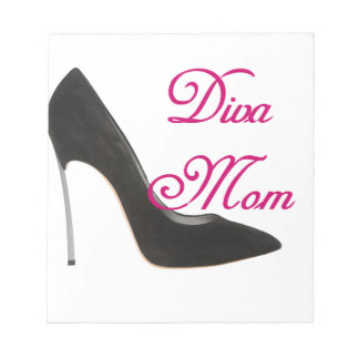 Diva Mom Memo Note Pads