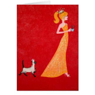 DIVA notecards Card