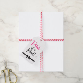 """""""DIVA of a Friend"""" Gift Tags"""
