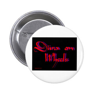 diva pinback button