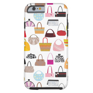 Diva Purse Lover Designs Tough iPhone 6 Case