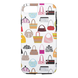 Diva Purse Lover Designs iPhone 8/7 Case