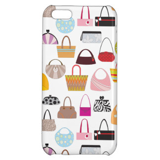 Diva Purse Lover Designs Case For iPhone 5C