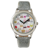 Diva Purse Lover Designs Watch