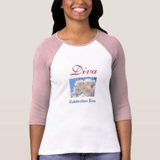 Diva Race T-Shirts Tees CelebrateWomen Running