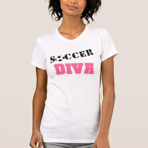 Diva Soccer Shirts