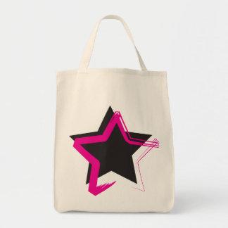 Diva Star Grocery Bag