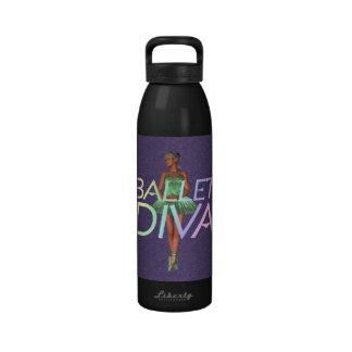 Diva SUPERIOR del ballet Botellas De Agua Reutilizables