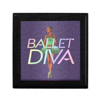 Diva SUPERIOR del ballet Caja De Recuerdo
