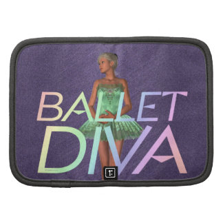 Diva SUPERIOR del ballet Planificador