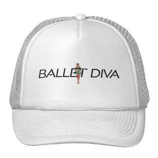 Diva SUPERIOR del ballet Gorro