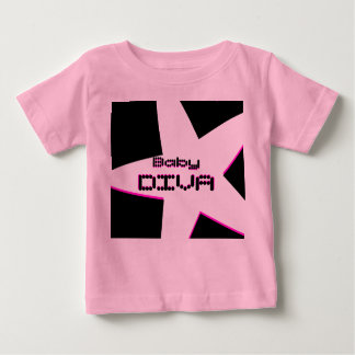 Diva T-Shirt - Baby