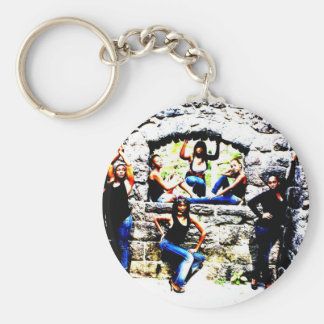 Diva Team Hide-Out Key Chain