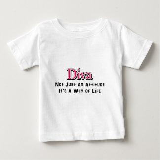 Diva Way of Life Tee Shirts