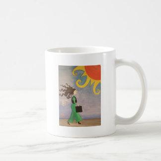 Diva Working Woman Coffee Mug