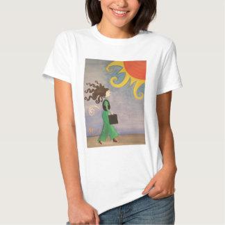 Diva Working Woman T-shirt