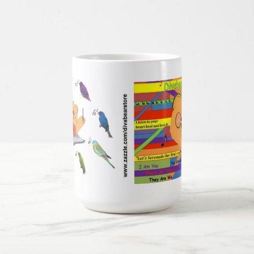 Divabear Mug