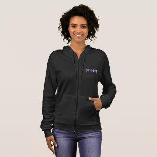 DivaFit Women's Full Zip Hoodie