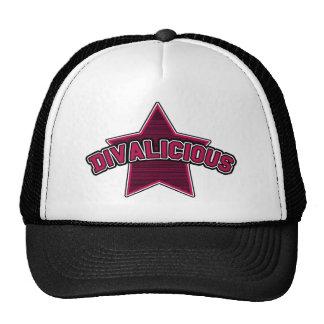 Divalicious Trucker Hats